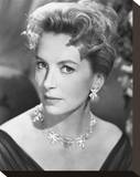 Deborah Kerr Stretched Canvas Print