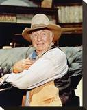 Walter Brennan Stretched Canvas Print