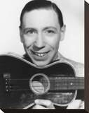 George Formby Stretched Canvas Print