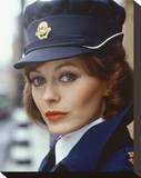 Lesley-Anne Down Stretched Canvas Print