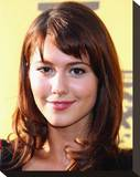Mary Elizabeth Winstead Stretched Canvas Print