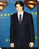 Brandon Routh Stretched Canvas Print