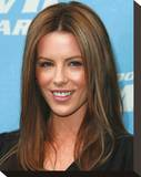 Kate Beckinsale Stretched Canvas Print