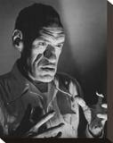 Rondo Hatton Stretched Canvas Print