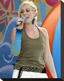 Natasha Bedingfield Stretched Canvas Print