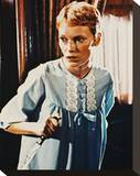 Mia Farrow Stretched Canvas Print