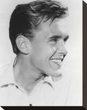 Billy Fury Stretched Canvas Print