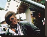 Peter Fonda Stretched Canvas Print