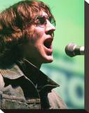 Richard Ashcroft Stretched Canvas Print