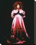 Chaka Khan Stretched Canvas Print