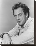 Christopher Lloyd Stretched Canvas Print