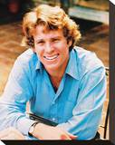 Ryan O'Neal Stretched Canvas Print