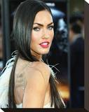 Megan Fox Stretched Canvas Print