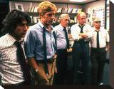 All the President's Men Stretched Canvas Print