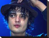 Pete Doherty Stretched Canvas Print