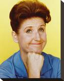 Ann B. Davis Stretched Canvas Print