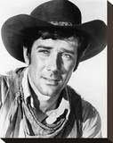 Robert Fuller Stretched Canvas Print