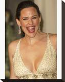 Jennifer Garner Stretched Canvas Print