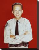 Don Knotts Stretched Canvas Print