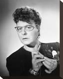 Irene Handl Stretched Canvas Print