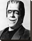Fred Gwynne Stretched Canvas Print