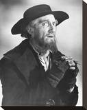 Ron Moody Stretched Canvas Print