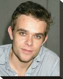 Nick Stahl Stretched Canvas Print