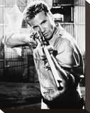 Val Kilmer Stretched Canvas Print