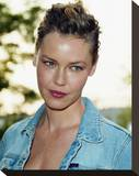 Connie Nielsen Stretched Canvas Print