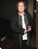 Rosie O'Donnell Stretched Canvas Print