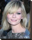 Kirsten Dunst Stretched Canvas Print