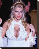 Anna Nicole Smith Stretched Canvas Print