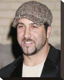 Joey Fatone Stretched Canvas Print