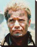 Vic Morrow Stretched Canvas Print