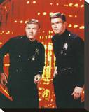 Adam-12 Stretched Canvas Print