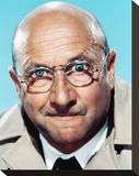 Donald Pleasence Stretched Canvas Print