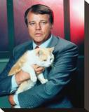 Joe Don Baker Stretched Canvas Print