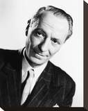 William Hartnell Stretched Canvas Print
