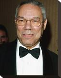 Colin Powell Stretched Canvas Print