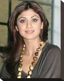 Shilpa Shetty Stretched Canvas Print