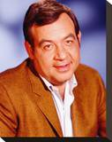 Tom Bosley Stretched Canvas Print