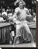 Bjorn Borg Stretched Canvas Print