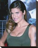 Lake Bell Stretched Canvas Print