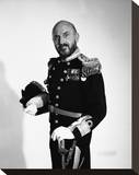 Lionel Jeffries Stretched Canvas Print
