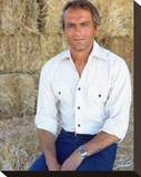 Terence Hill Stretched Canvas Print