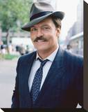 Stacy Keach Stretched Canvas Print