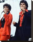 The Osmonds Stretched Canvas Print