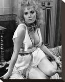 Wendy Richard Stretched Canvas Print