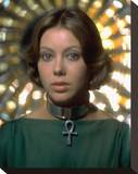 Jenny Agutter Stretched Canvas Print
