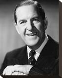 Stanley Holloway Stretched Canvas Print
